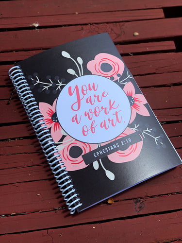 Work of Art Writing Journal