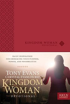 KINGDOM WOMAN DEVOTIONAL - POS