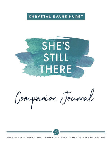 SHE'S STILL THERE COMPANION JOURNAL (DIGITAL DOWNLOAD)