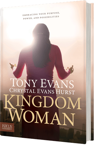 KINGDOM WOMAN SOFTCOVER BOOK