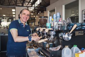 Choosing a High End Espresso Machine with Giulio