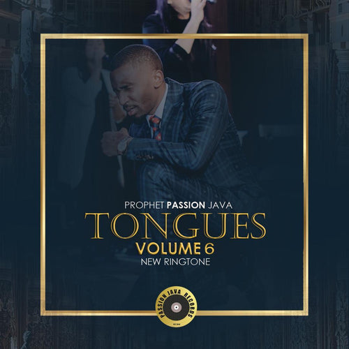 Prophetic Impartation Tongues Volume 6