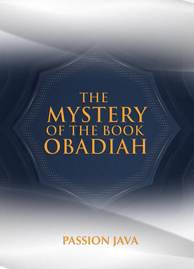 The Mystery Of Book Of Obadiah