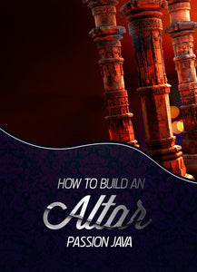 How To Build An Altar