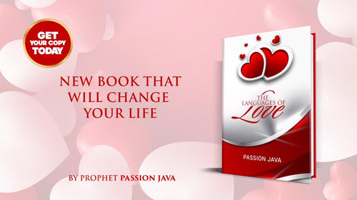 Love Languages By Passion Java