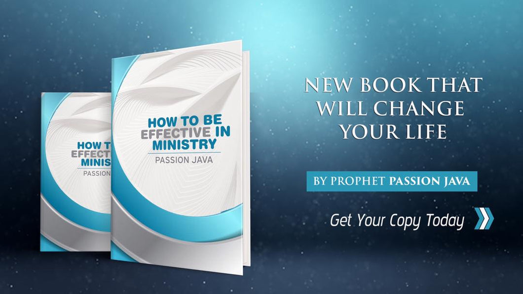 How To Be Effective In The Ministry