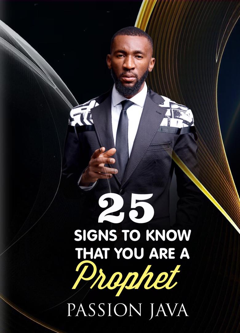 25 Signs To Show You Are A Prophet