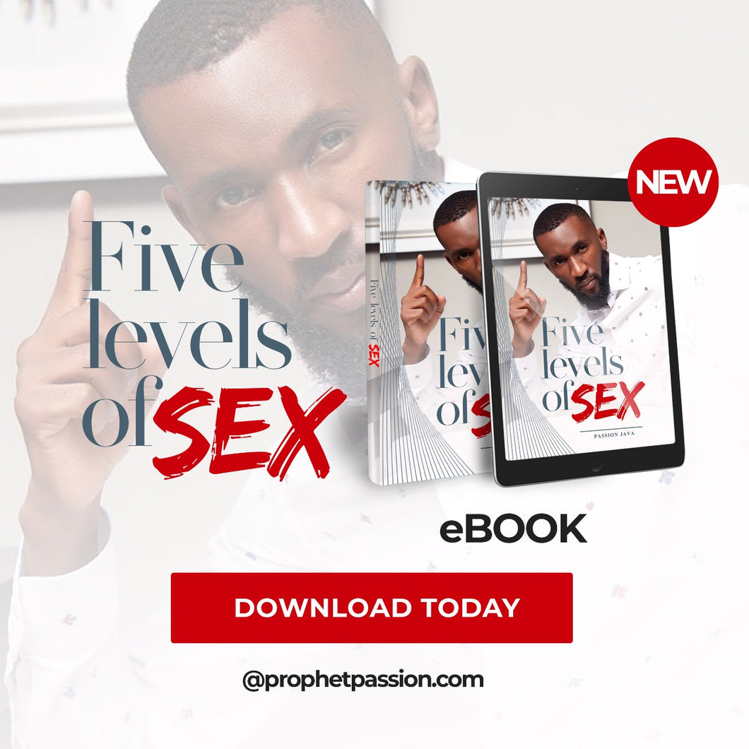 Five Levels Of Sex