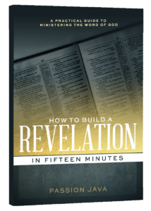 How to Build A Revelation in Fifteen Minutes