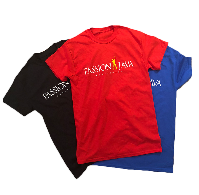 Passion Java Logo Shirt