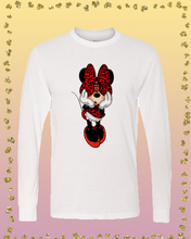 Load image into Gallery viewer, Minnie Leopard (Youth and Adult) Sublimation Transfer