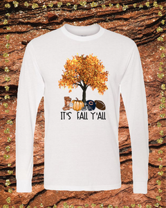 Fall Bears Sublimation Transfer