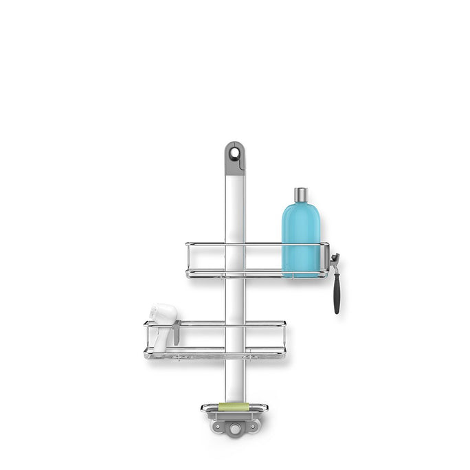 adjustable shower caddy - without showerhead - main image