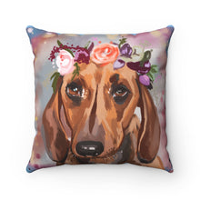 Load image into Gallery viewer, Dog Portrait Pillow