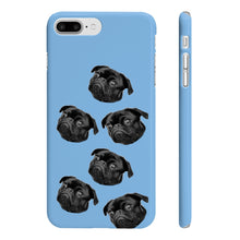 Load image into Gallery viewer, Wpaps Slim Phone Cases Face dog