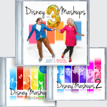 Load image into Gallery viewer, Disney Mashups BUNDLE (Vol. 1-3)