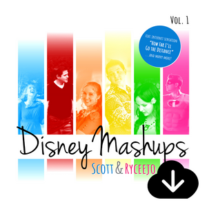 Disney Mashups, Vol. 1 (2018)