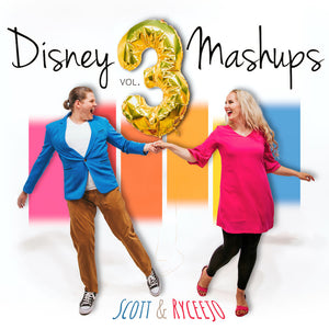Disney Mashups BUNDLE (Vol. 1-3)