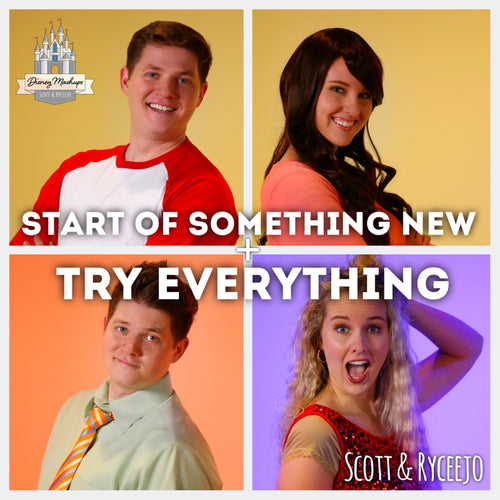 Start of Something New / Try Everything - Digital Single