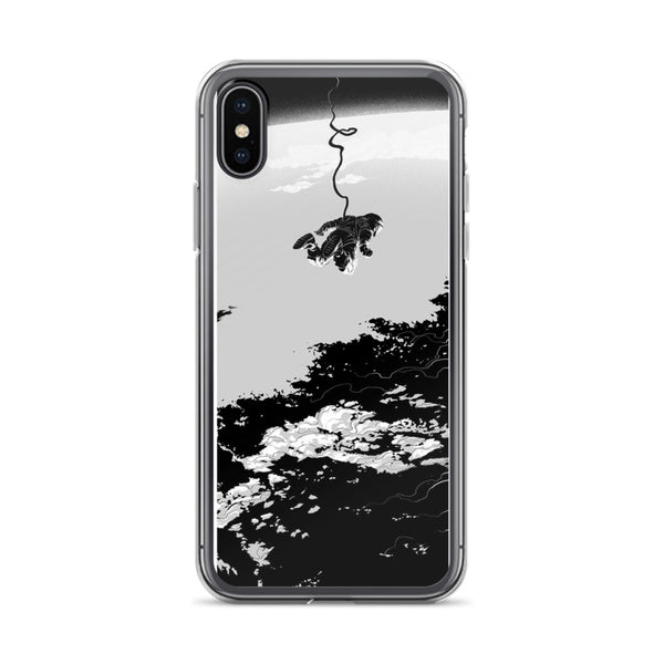 Space Float iPhone Case