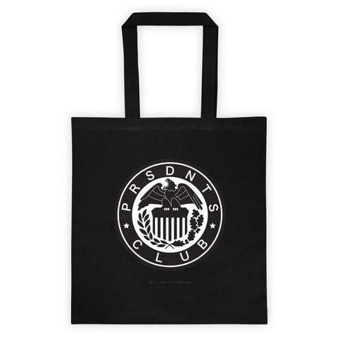 PRSDNTS CLUB Tote bag