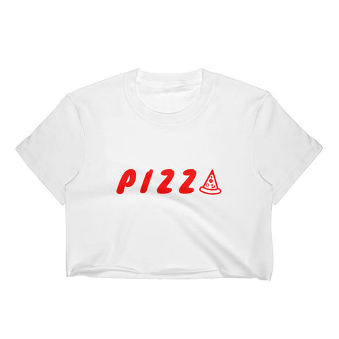 Pizza Crop Top