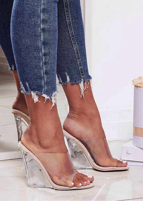 """On The Clear"" Heels"
