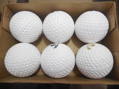 Victor White Turf Cricket/Hockey Ball