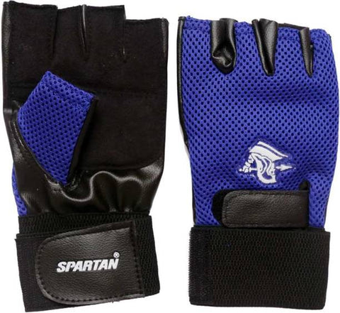 spartan weight lifting gloves