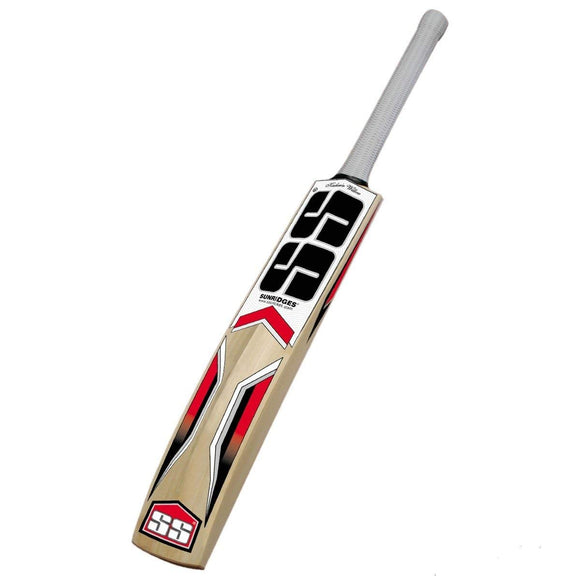 SS Master Kashmir Willow Cricket Bat, Size 6