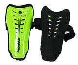 Shin Guard Light Weight PVC Hockey and Football shin Guard (20 x 16 cm, Assorted Colour)