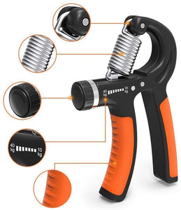 Adjustable Hand Grip Strengthener