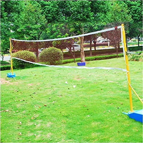 Badminton Net Nylon (Four Side Tape) Medium Quality