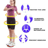 Tummy Twister - Acupressure Magnetic Disk for Figure Tone Up & Weight Loss for Men and Women