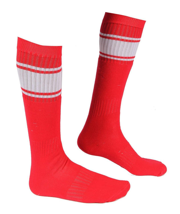 Football Stocking - Triple Elastic Full Size Socks