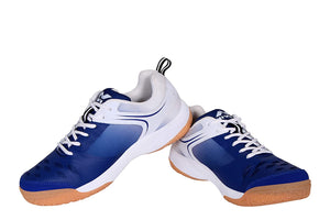 Nivia HY-Court 2.0 Badminton Shoes (Blue, White)