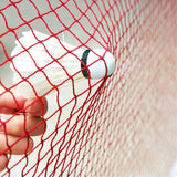 Badminton Net Nylon with Tatron tape (4 Side Tape) Best Quality
