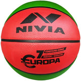 Nivia Europa Basketball (color may vary) - sppartos