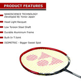Yonex Nanoray 6000I G4-2U Badminton Racket | Developed by Yonex Japan