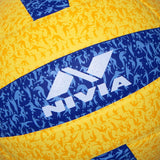 Nivia G 20-20 Volleyball (Yellow/Blue)