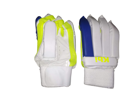 KBI Cricket Batting Gloves (Senior, Left Handed Batsman)