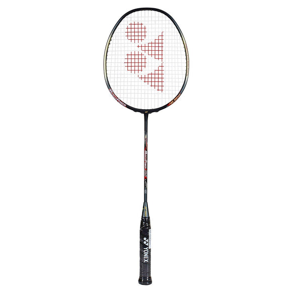 Yonex New Muscle Power Series MP 55 (Graphite, G4 - 80g, 30 lbs Tension) Badminton Racket