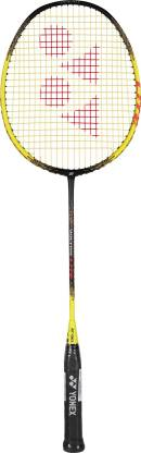 Yonex VOLTRIC LITE Multicolor Strung Badminton Racket  (Pack of: 1, 80 g)