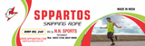 Sppartos Skipping Rope for Men, Women and Weight Loss- Best in Fitness, Sports, Exercise, Workout