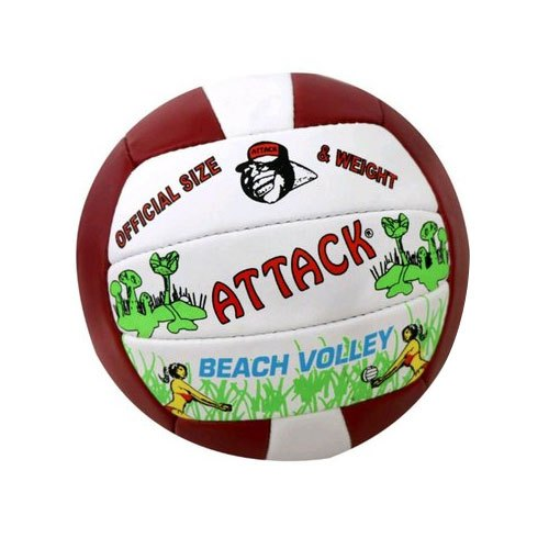 Attack Beach Volley Volleyball