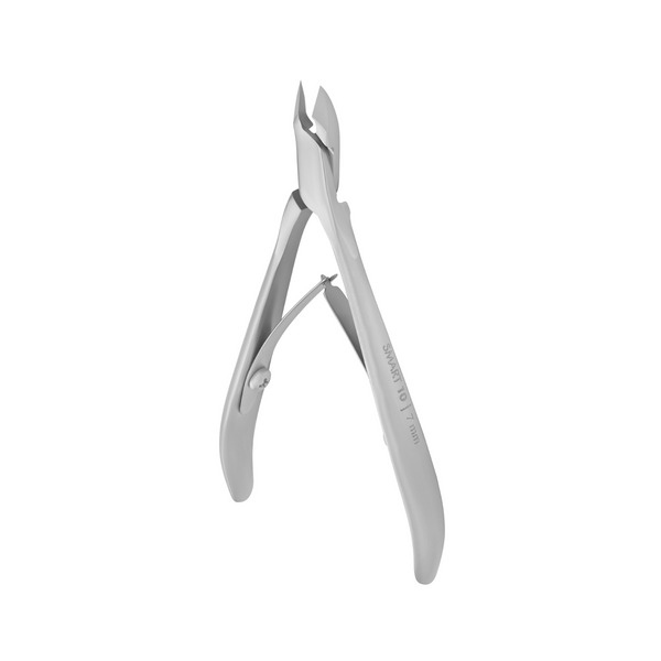 Professional cuticle nippers SMART 10 (7 mm)