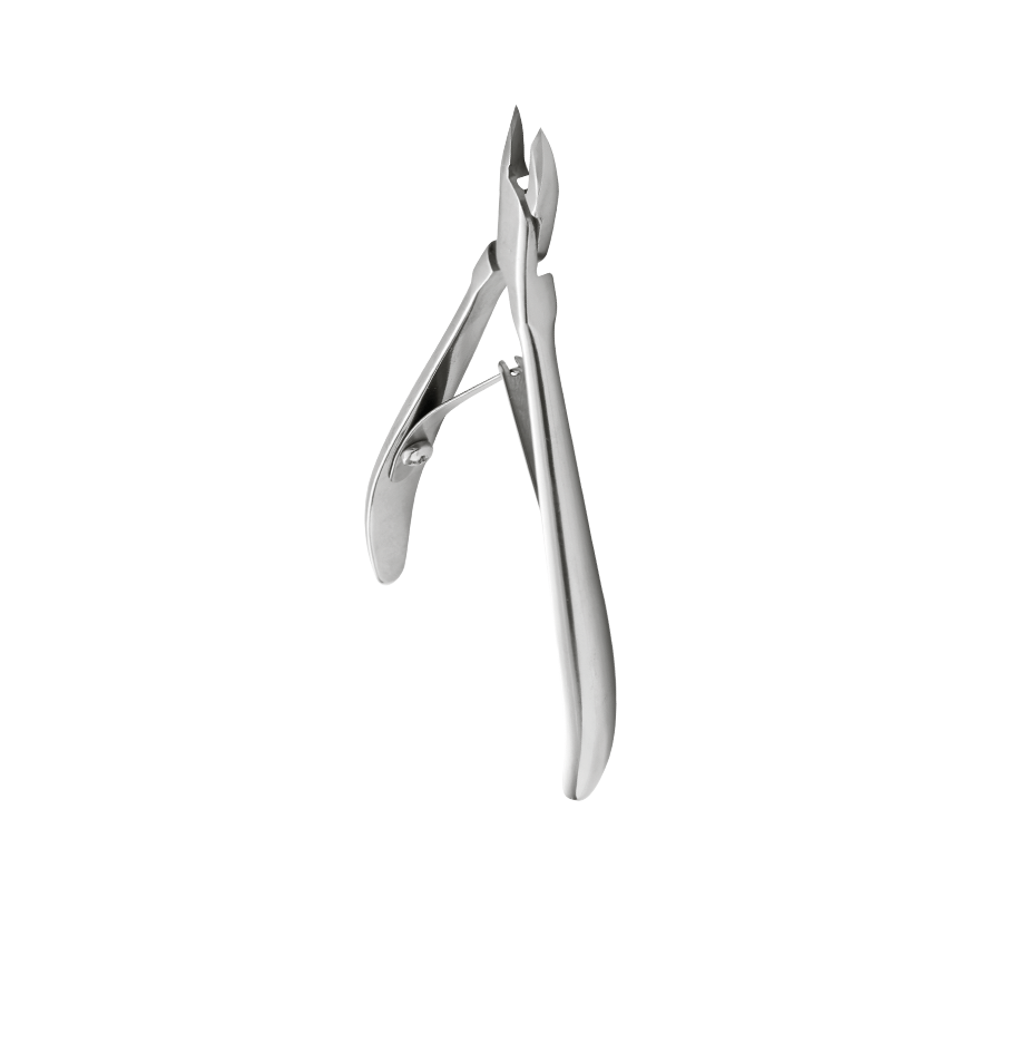 Professional Cuticle Nippers EXPERT 72 (3 mm) - NE-72-3