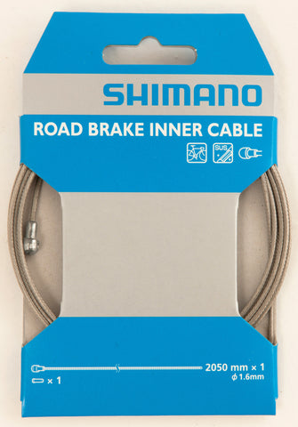 SHIMANO ROAD BRAKE INNER CABLE / STAINLESS STEEL