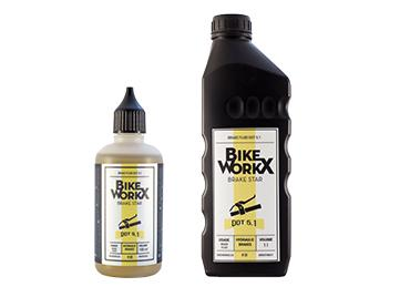 BIKEWORKX BRAKE STAR DOT 5.1 FLUID