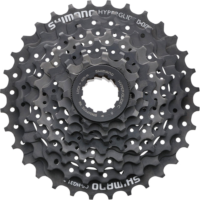 SHIMANO CS-HG31 8 SPEED CASSETTE